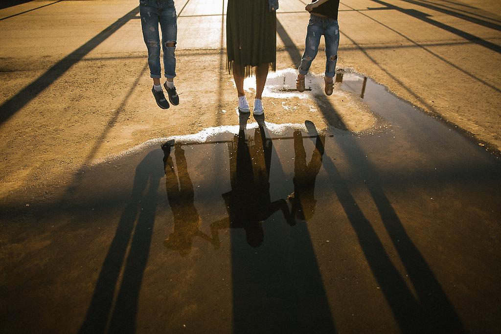 Солнце на троих